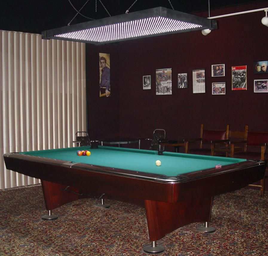 have a proper pool table lighting to play a good pool. Black Bedroom Furniture Sets. Home Design Ideas
